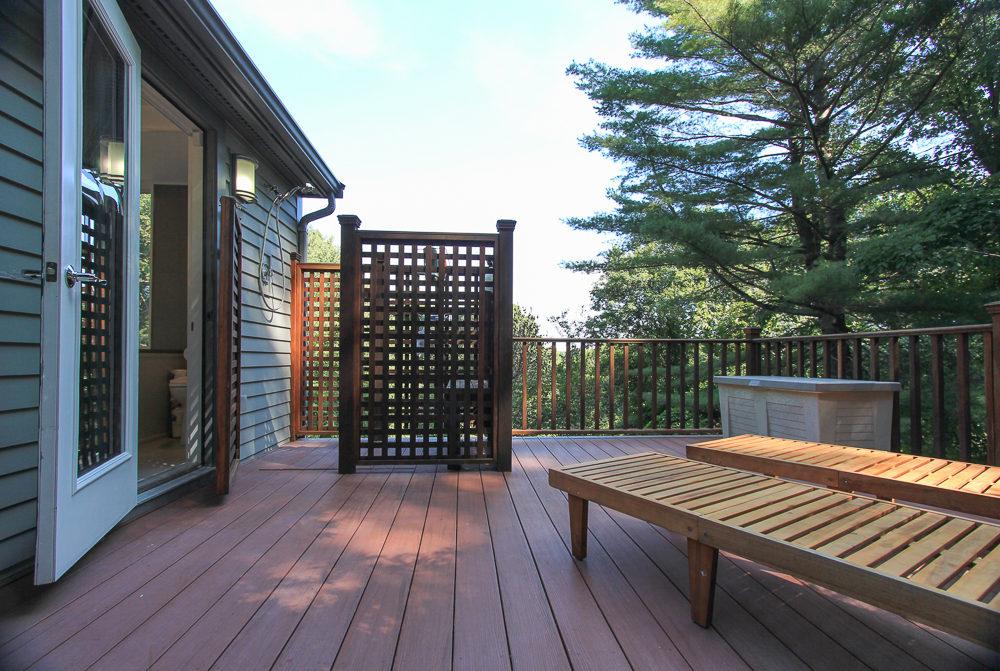 Master Bedroom Deck 58 Farley Avenue Ipswich MA
