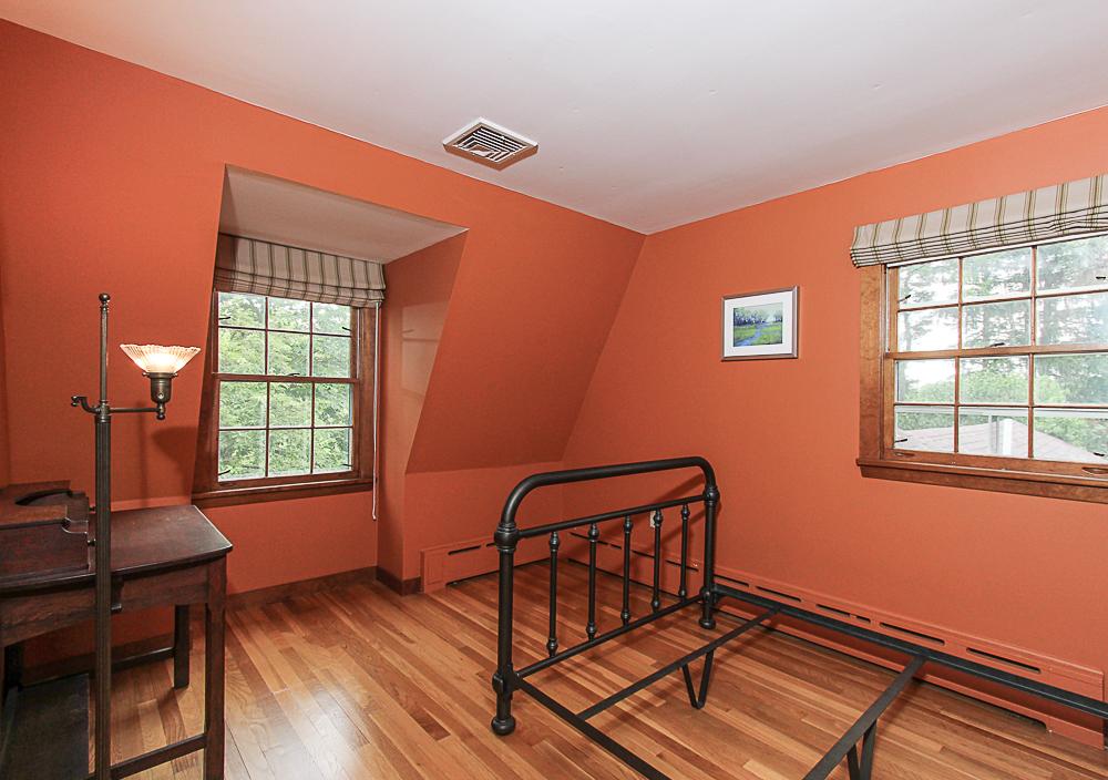 Bedroom with hardwood floors 4 Lanes Road Essex Massachusetts