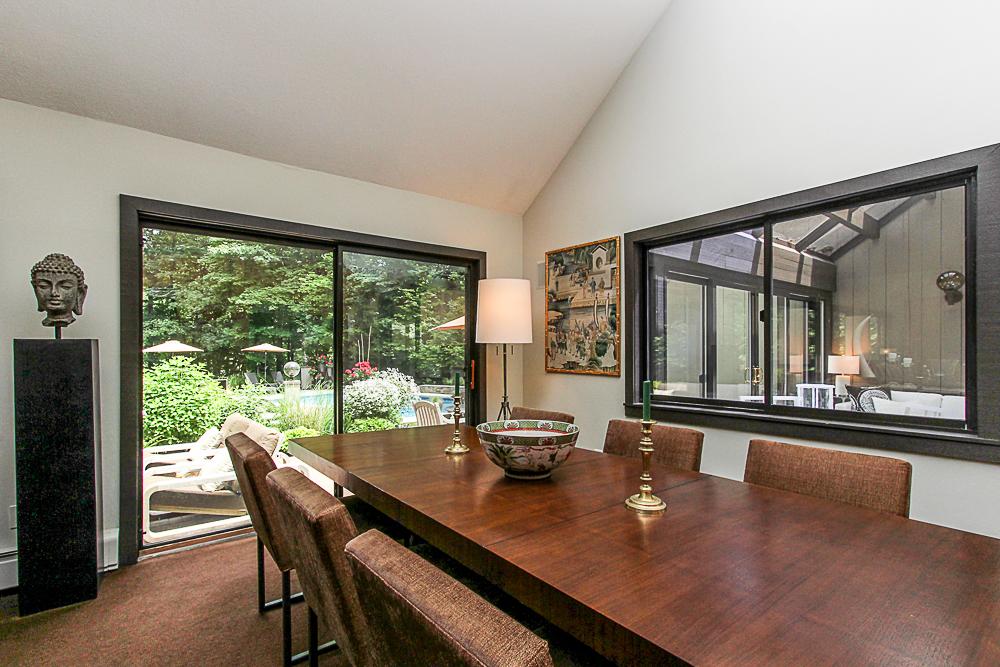 Dining room 27 Miles River Road Hamilton Massachusetts