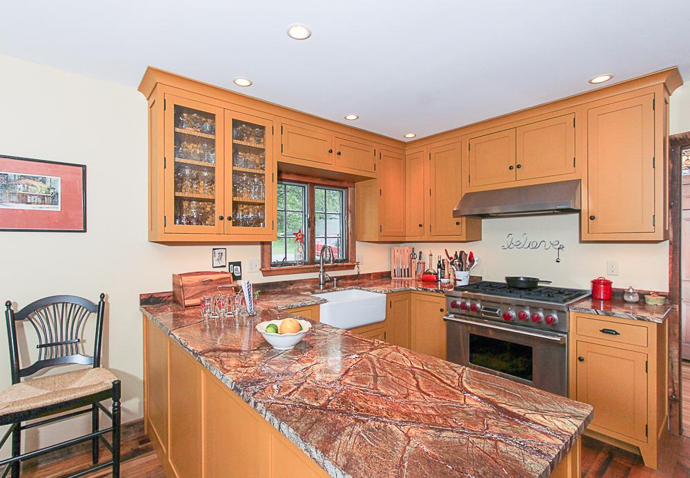 Kitchen 4 Lanes Road Essex Massachusetts