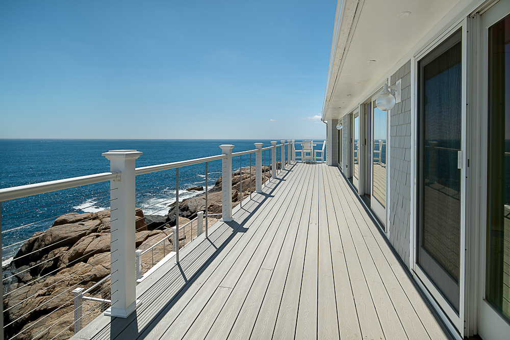 Deck 20 High Rock Terrace Gloucester Massachusetts