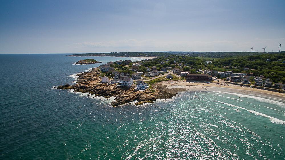 Aerial 20 High Rock Terrace Gloucester Massachusetts