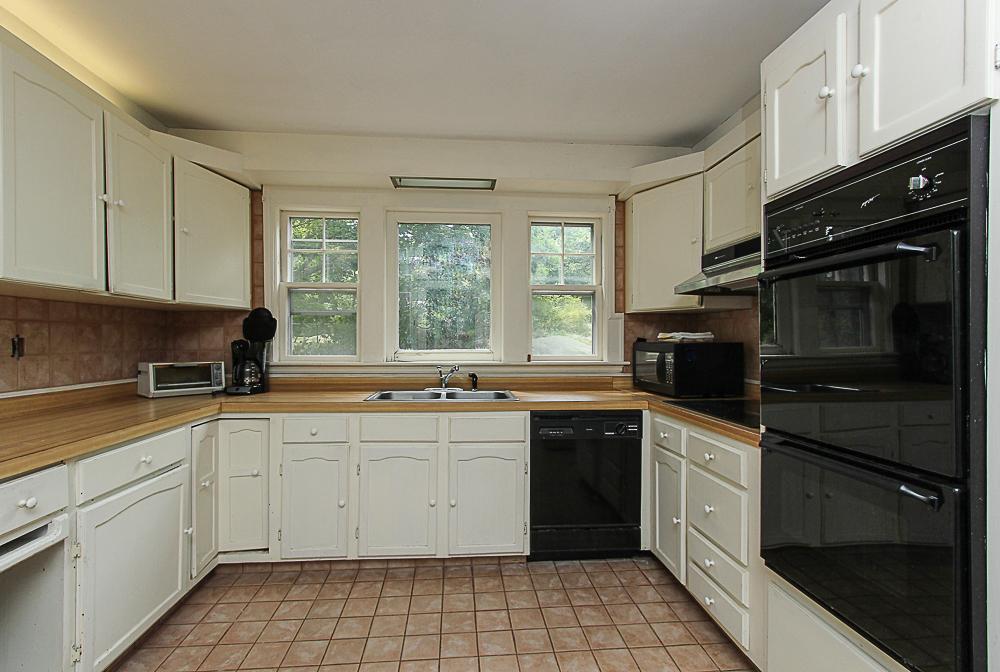 Kitchen at 31 Decatur Street Gloucester Massachusetts