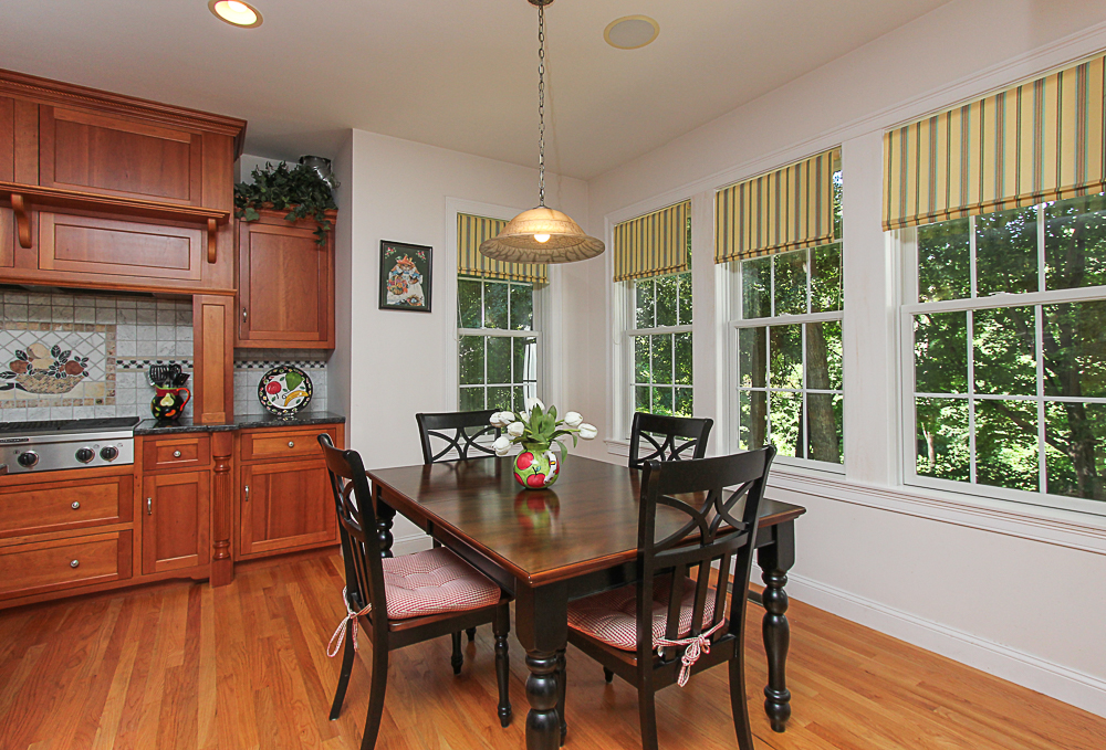 Kitchen dining area 54 Essesx Street Hamilton Massachusetts