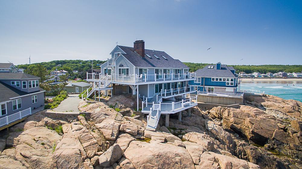 Side of 20 High Rock Terrace Gloucester Massachusetts