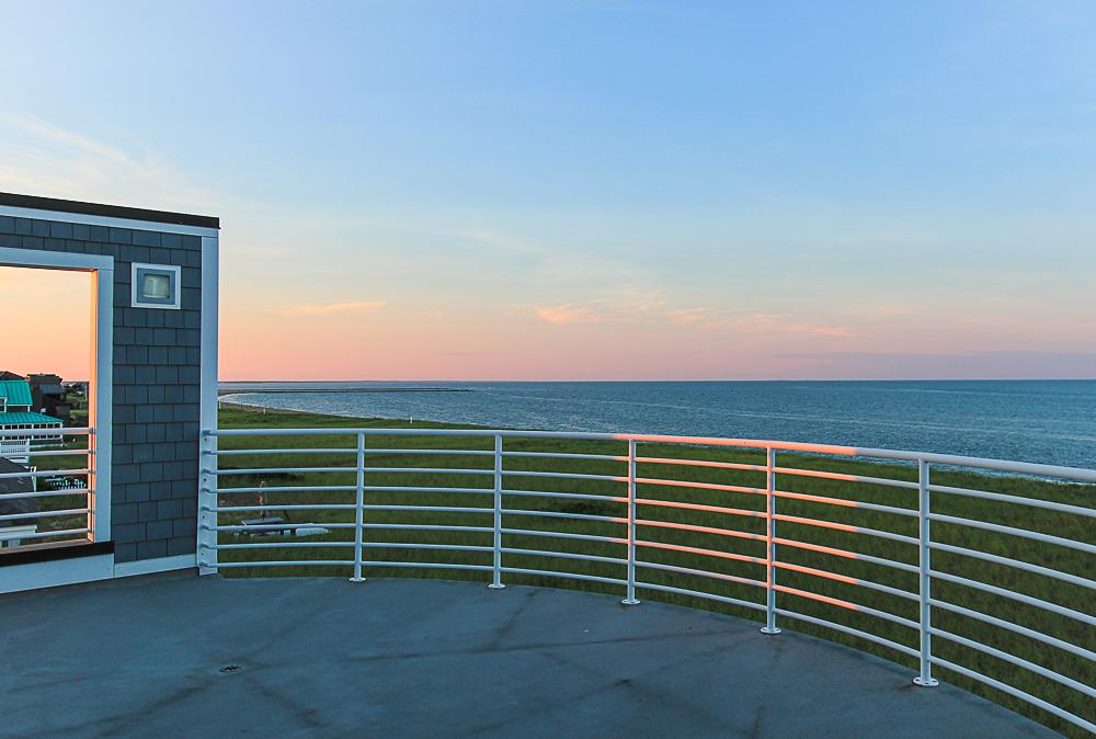 Deck at Sunset 92 Northern Blvd Newbury, Massachusetts