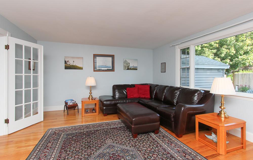 Living room 15 Sylvan Road Beverly Massachusetts