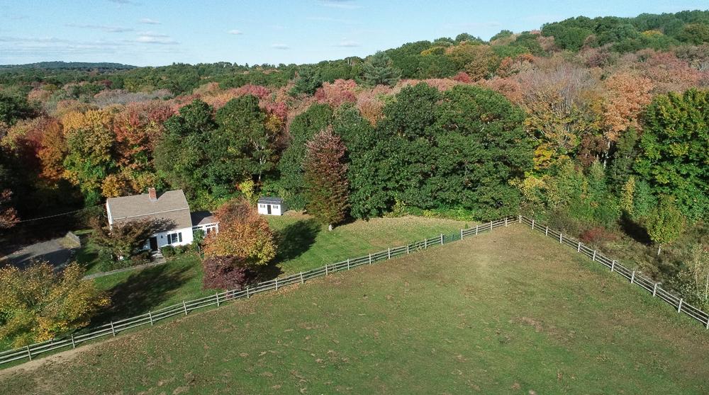 Aerial 245 Sagamore Street Hamilton Massachusetts