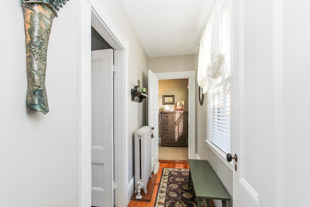 Back hallway 26 Walnut Road Hamilton Massachusetts