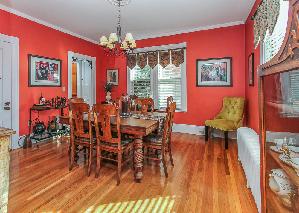 Dining room 26 Walnut Road Hamilton Massachusetts