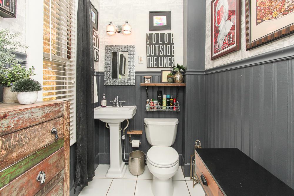 ensuite Half Bathroom 26 Walnut Road Hamilton Massachusetts