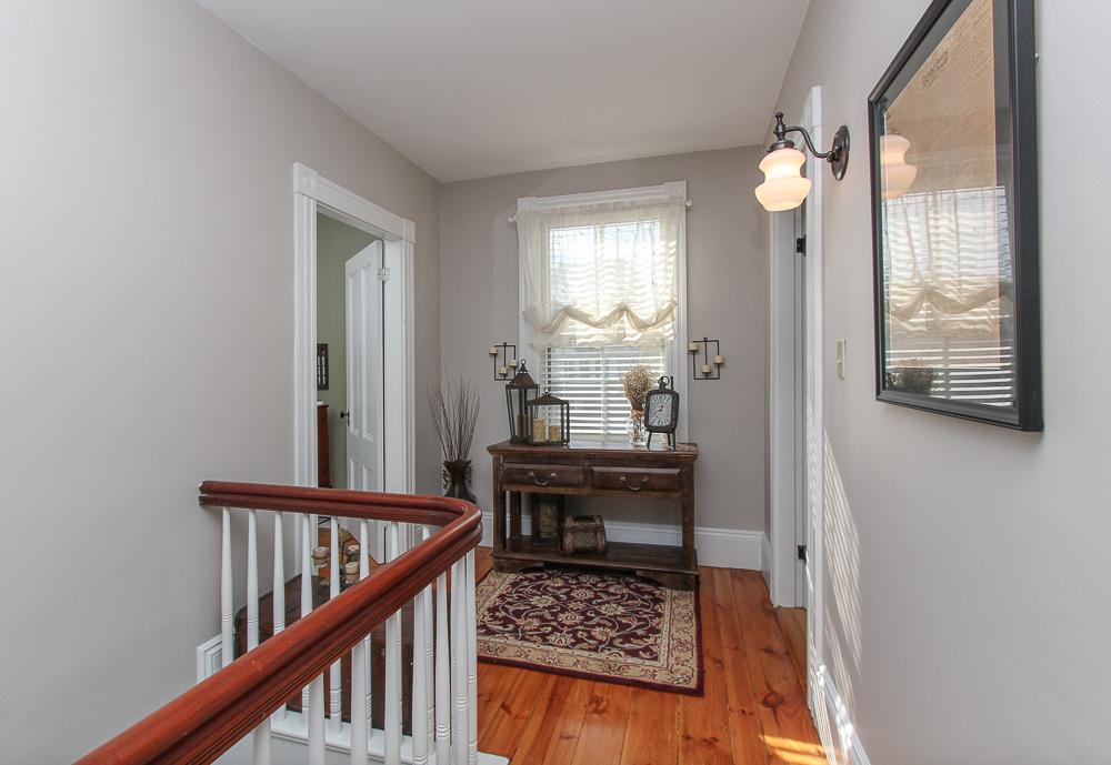 Second floor hallway 26 Walnut Road Hamilton Massachusetts