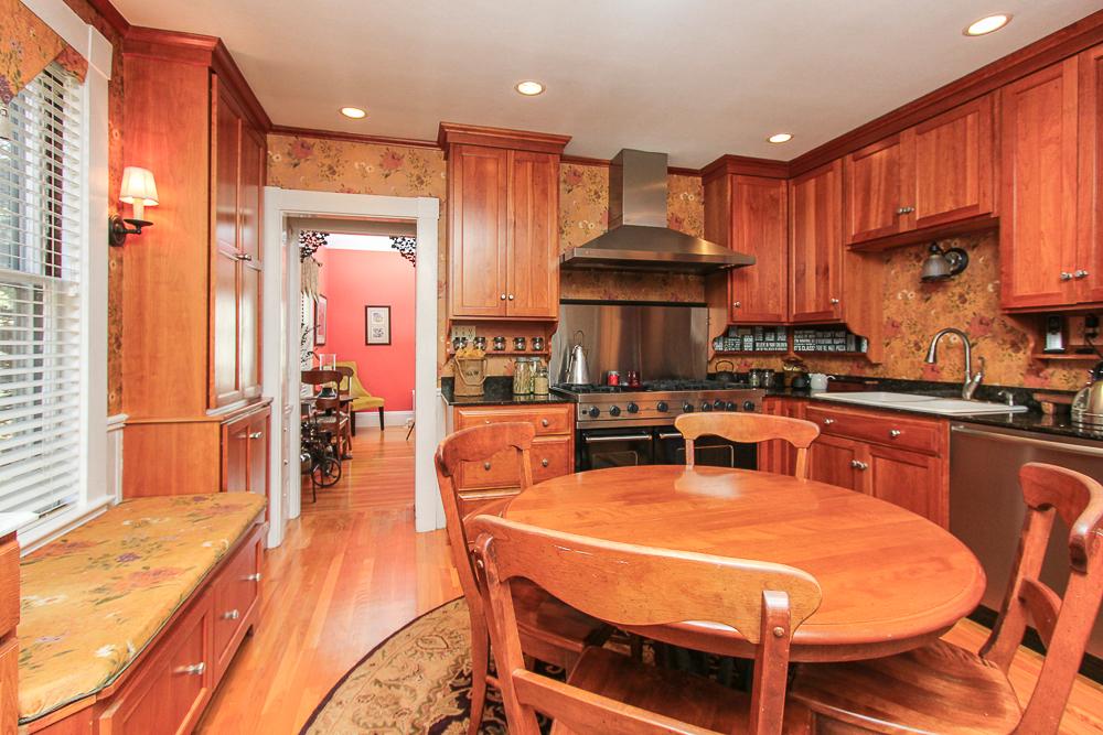 Kitchen 26 Walnut Road Hamilton Massachusetts