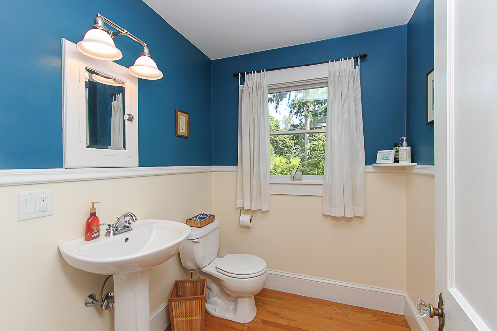 First Floor Half Bath 25 Park Street Hamilton Massachusetts
