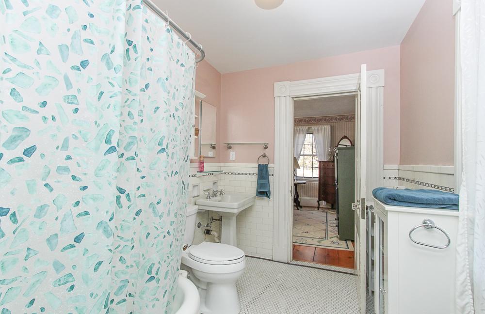 Bathroom 160 Locust street Danvers Massachusetts