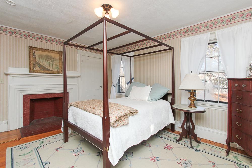 Main bedroom 160 Locust street Danvers Massachusetts