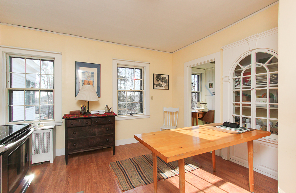 Studio with built-in cabinet 160 Locust street Danvers Massachusetts