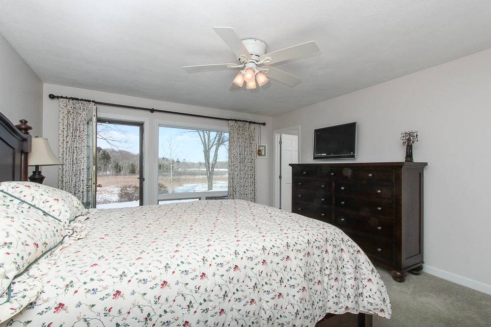 Main bedroom 140 Bridge Street Hamilton Massachusetts