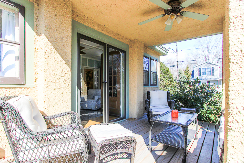 Front Porch 25 Porter Street Wenham Massachusetts