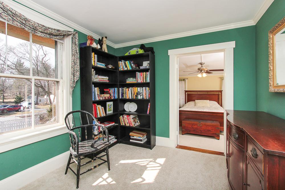 Sitting room 25 Porter Street Wenham Massachusetts