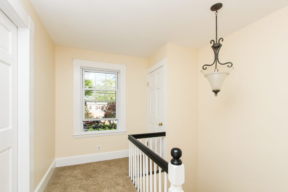 Second floor hallway 68 Union Street Hamilton Massachusetts
