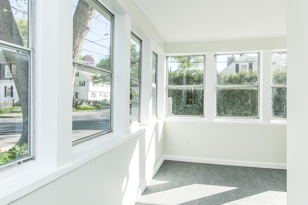 Enclosed porch 68 Union Street Hamilton Massachusetts