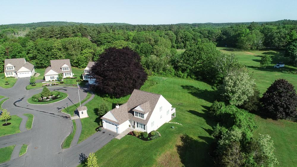 Arial of 1 Patton Ridge Hamilton Massachusetts