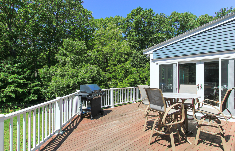 Deck 8 Gussett Road Wenham Massachusetts