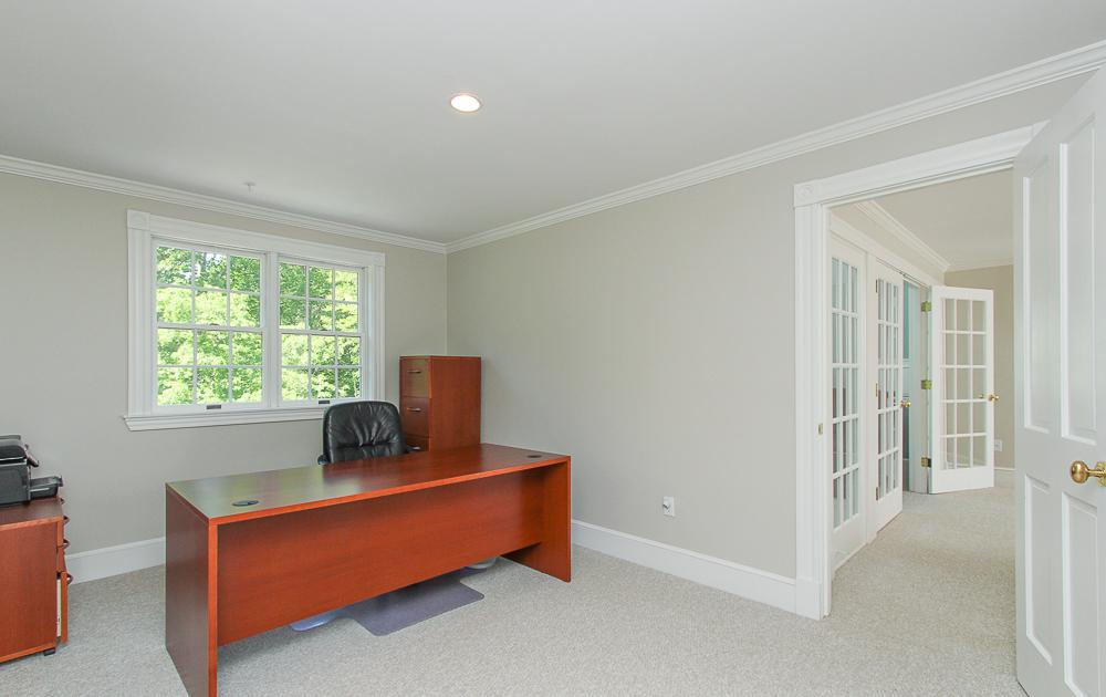 Office off of Main Bedroom 8 Gussett Road Wenham Massachusetts