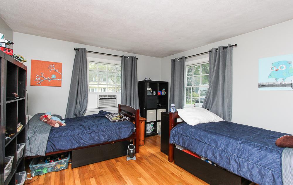 3rd bedroom with hardwood floors 43 Homestead Circle Hamilton Massachusetts