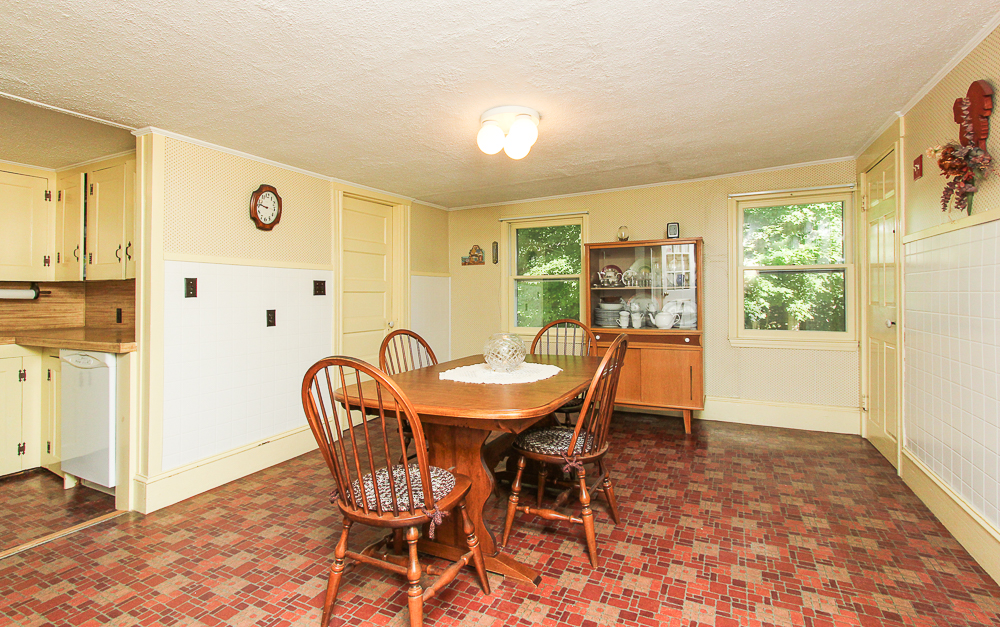 Kitchen dining area 115 South Main Street Topsfield Massachusetts