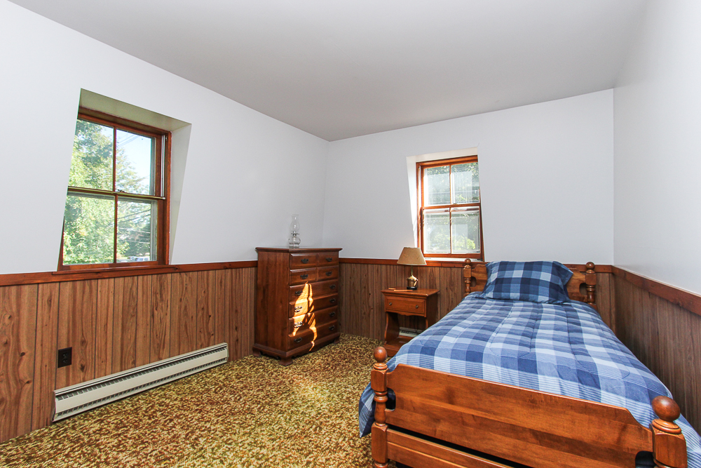 Bedroom with carpet 115 South Main Street Topsfield Massachusetts