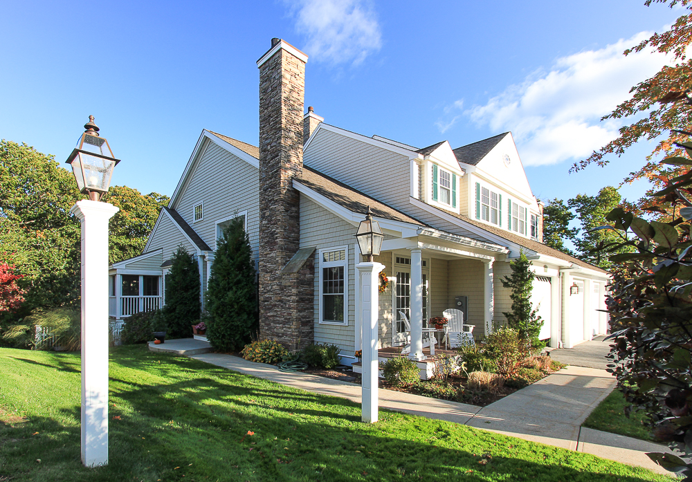 Front view 1B Plover Street Gloucester, MA