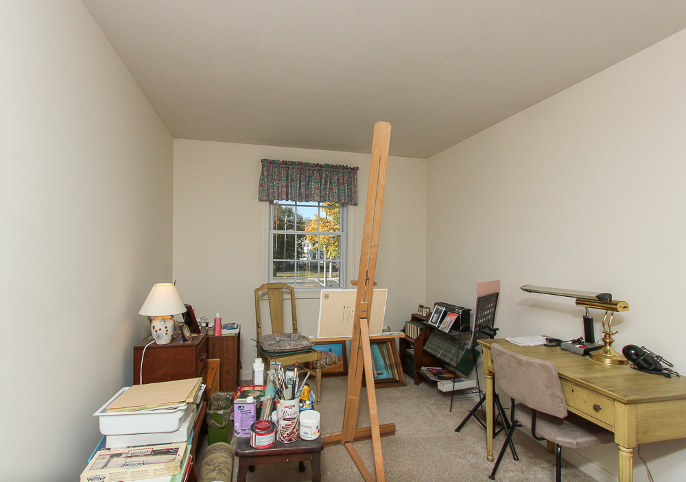 Bedroom used as artist studio 2 Heather Drive Methuen MA