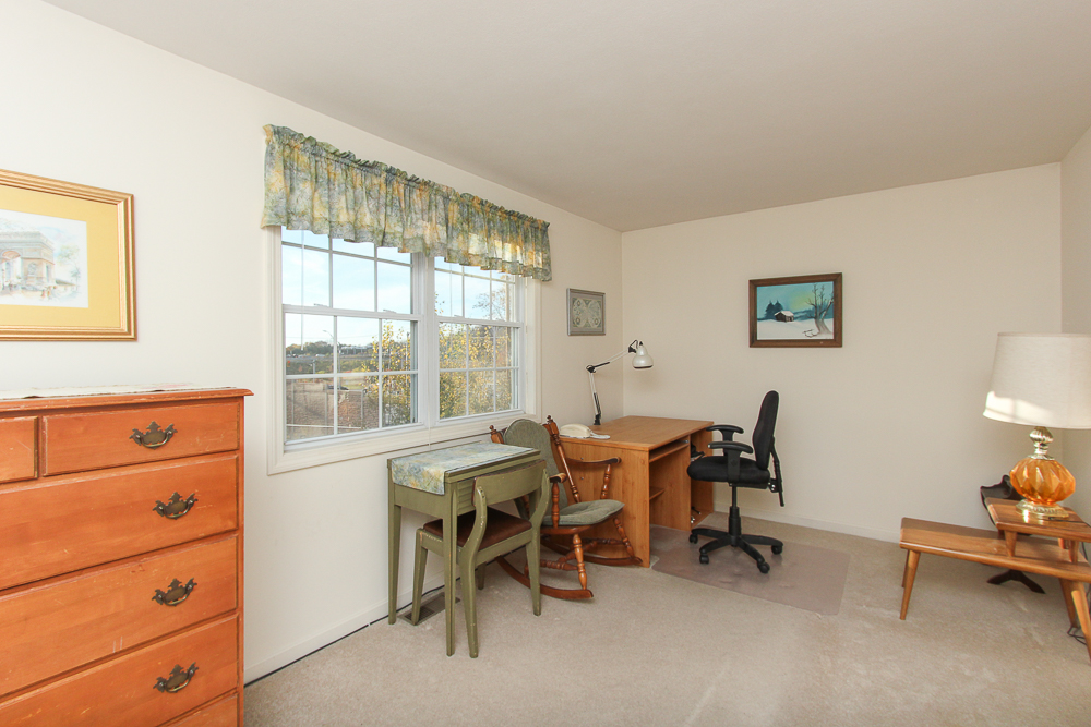 Bedroom used as office 2 Heather Drive Methuen MA