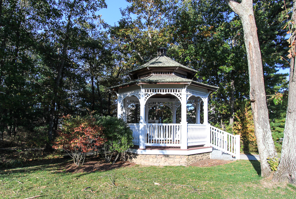 Gazebo at Villages at West Gloucester Gloucester MA