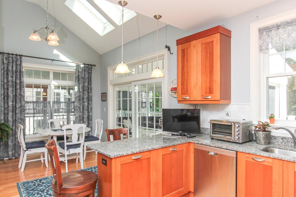 Kitchen 1B Plover Street Gloucester, MA