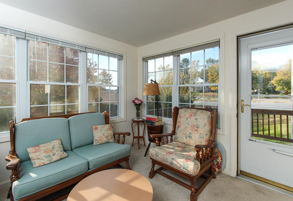 Sun Room 2 Heather Drive Methuen Massachusetts