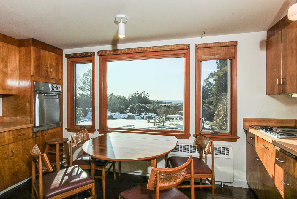 Kitchen dining area 27 Edgemoor Road Gloucester MA