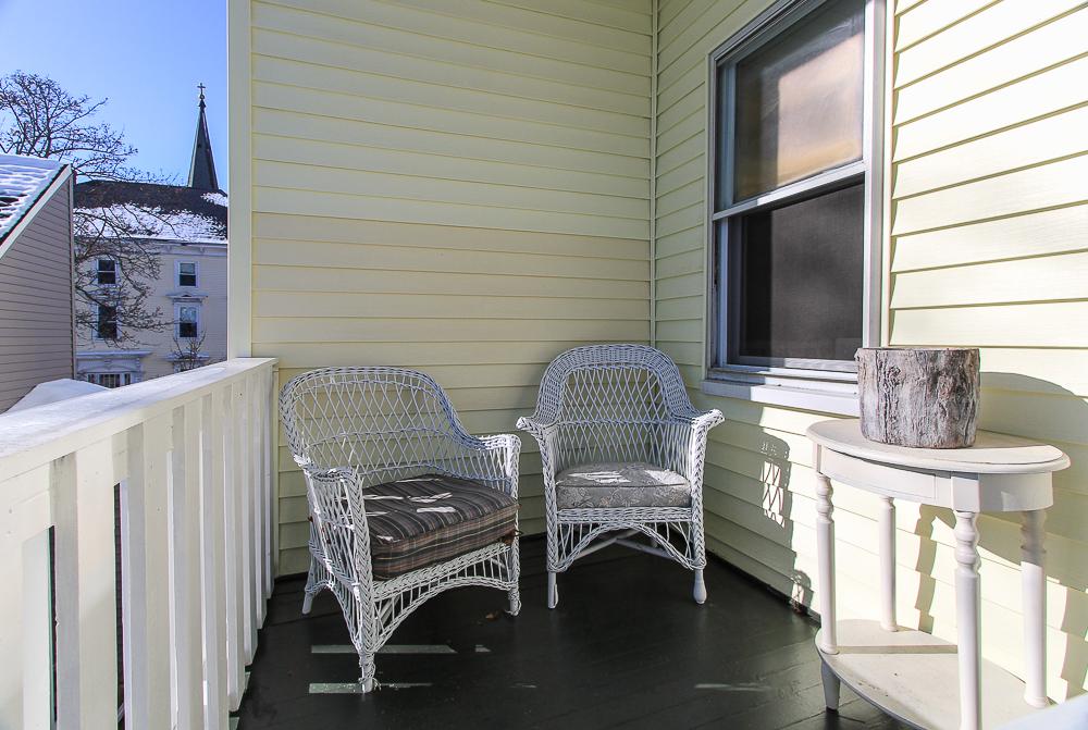 Porch 14 Herbert Street Salem MA
