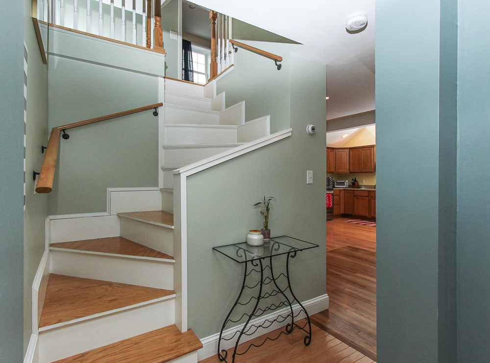 Stairway 229 Highland Street Hamilton MA