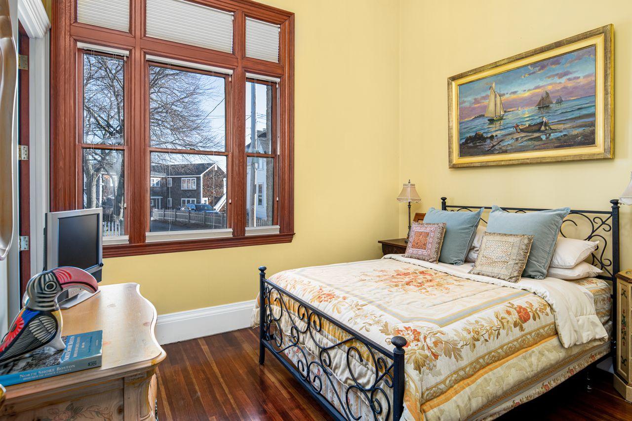 Bedroom 18 Jewett Street Rockport MA