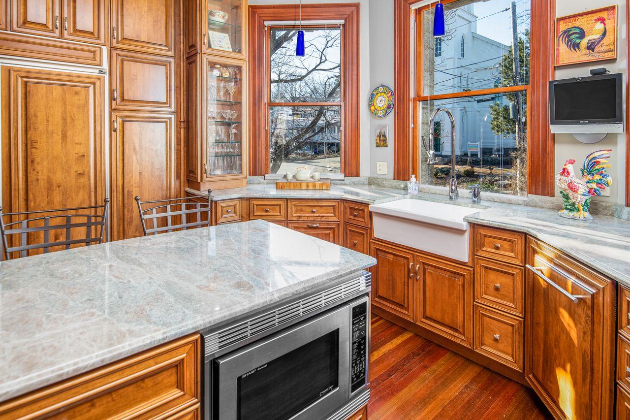 Kitchen Island 18 Jewett Street Rockport MA