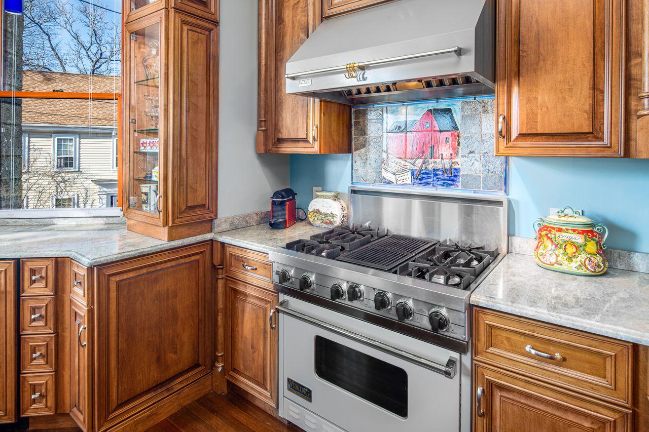 Kitchen Stove 8 Jewett Street Rockport Massachusetts