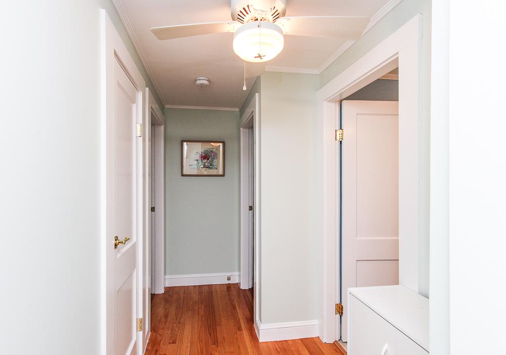 Hallway 296 Lake Drive Hamilton MA