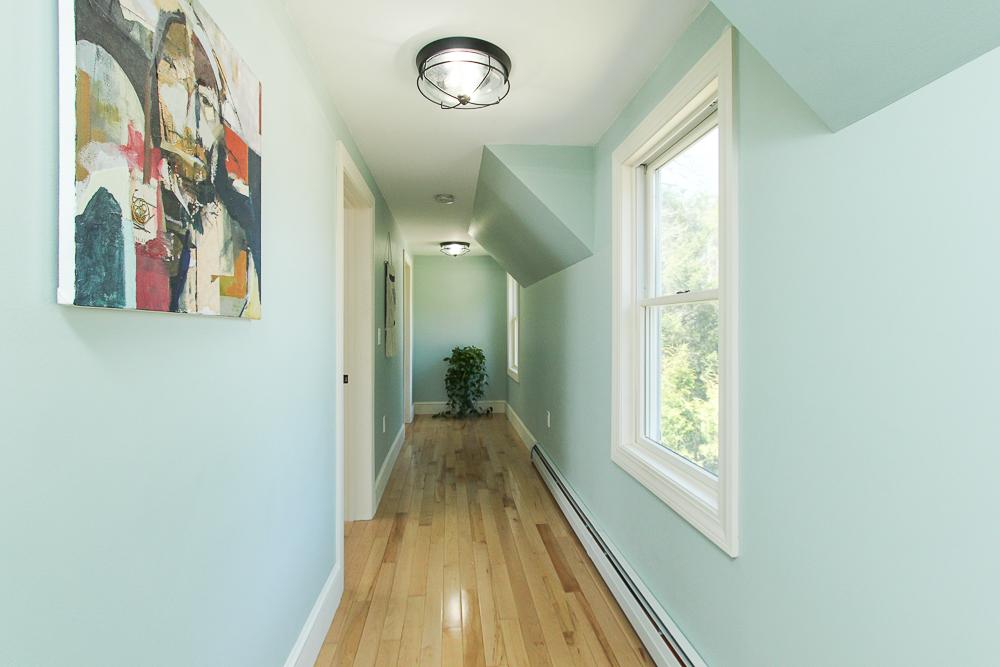 Hallway 896 Haverhill Street Rowley MA