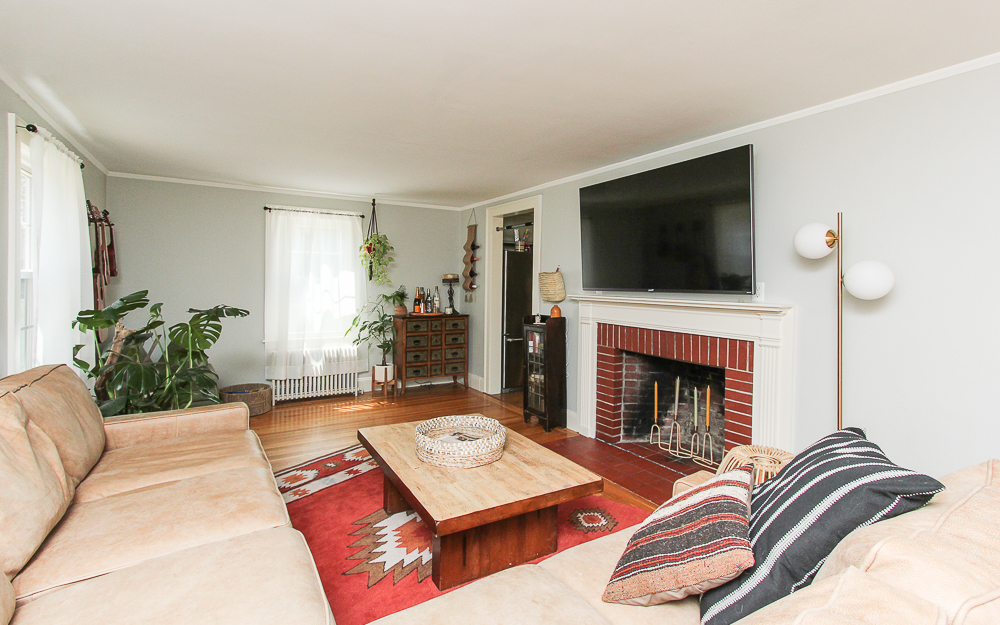 Living room 896 Haverhill Street Rowley MA