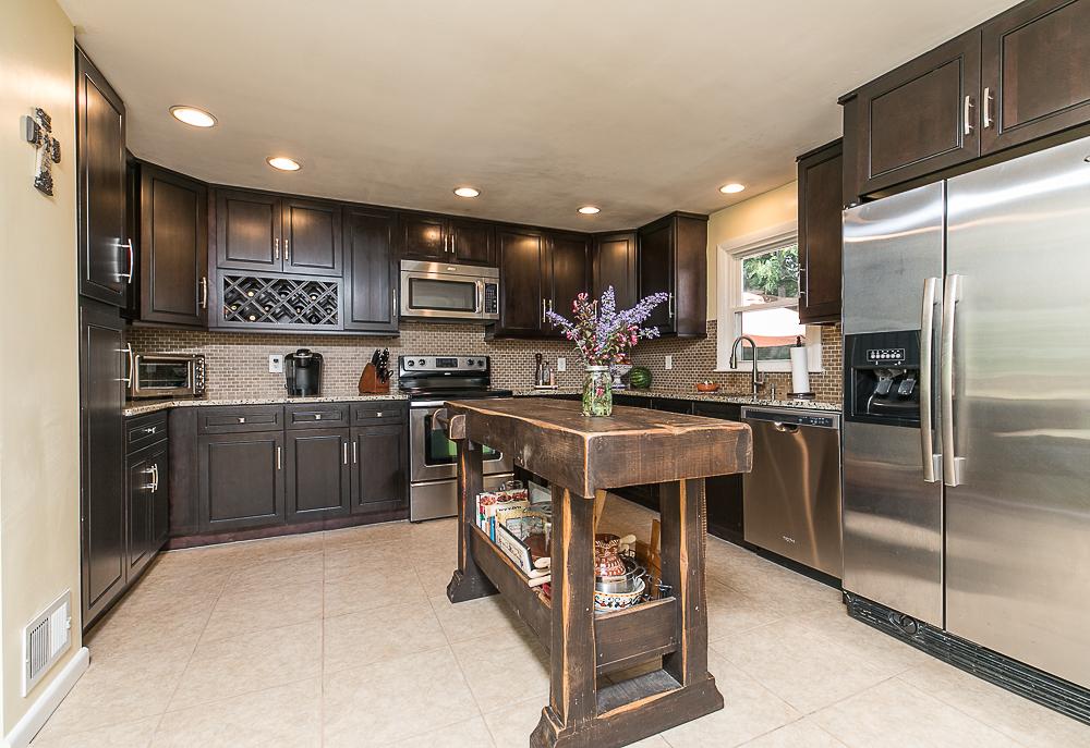 Kitchen 14 Myles Road Peabody MA