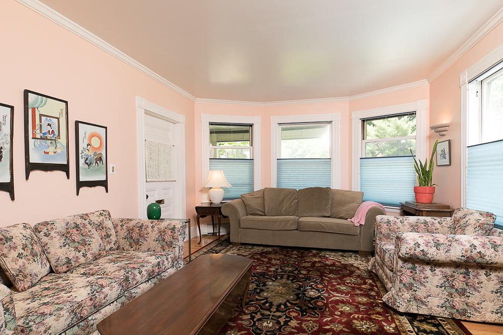 Living room 44 Baker Avenue Beverly MA