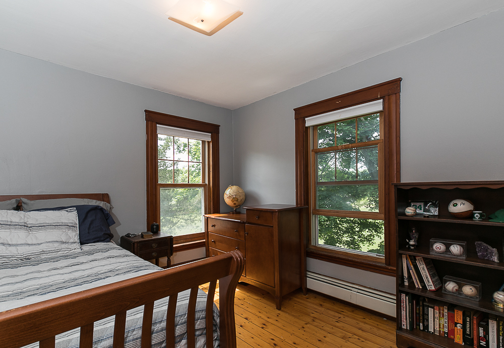 Bedroom 298 High Street Ipswich MA